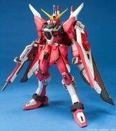 Master Grade ( MG ) Infinte Justice Gundam.