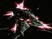 Mobile Suit Gundam Journey to Jaburo PS2 Cutscene 102 A Baoa Qu 2