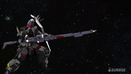 Gunner ZAKU Warrior - Dearka Custom 02