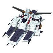 Nahel Argama Super Robot Wars X-Ω
