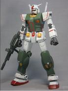 Semi Armored Gundam