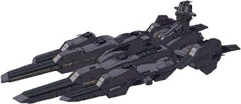 General Revil (Topside)