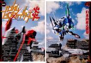 Gundam Build Fighters Hondo 01