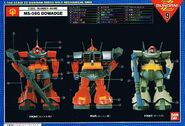 Gunpla 1-144 Dwadge manual 02