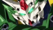 Wing Gundam Fenice Rinascita Face