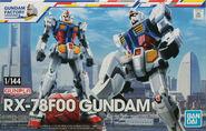 1-144 RX-78F00 Gundam