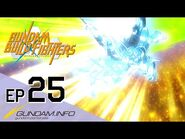 GUNDAM BUILD FIGHTERS-Episode 25- Promise (Final episode) (ENG dub)