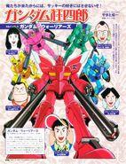 Gundam Warriors