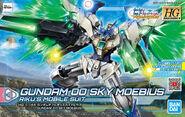 HGBDR Gundam 00 Sky Moebius
