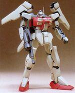 Model Kit MSA-007T Nero Trainer Type