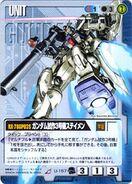 Rx78gp03s p03 GundamWarCard
