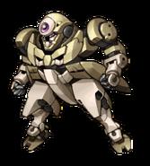 Super Robot Wars 3rd Z Mecha Sprite GNX-609T GN-XIII