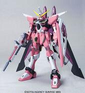 1100 Infinite Justice Gundam.