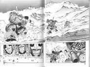 Black Tri-Stars in manga The origin 1