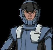 EFF Pilot Unicorn Ver. B (SRW V)