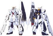 FA-93HWS ν Gundam Heavy Weapon System - Master Archive
