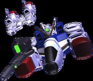 SD Gundam G Generation RE V Gundam Top Fighter