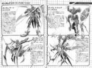 Gundam Wing Perfect Album Bom-Bom Comic BB2