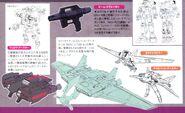 MSD Mechanical Achieves part 2 - RGM-79KC GM Interceptor Custom