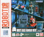 RobotDamashii WhiteBase-HangarDeck verANIME p01