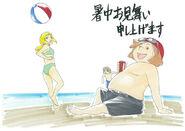 Age Summer Vacation