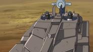 Linear Gun Tank, Hatch Open (Seed HD Ep37)