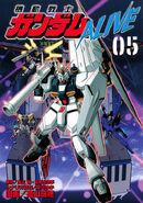 Gundam Alive Vol 5 Cover