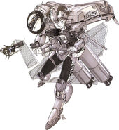 MSA-007E EWAC Nero MS Girl
