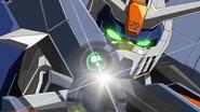 MSGS (Remastered) EP47-Duel Gundam Head Close Up