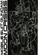Mobile Suit Gundam in UC 0099 Moon Crisis97979779098
