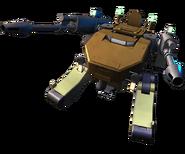 ''SD Gundam G Generation Crossrays'' Mobile Worker Command