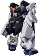 GN-008 - Seravee Gundam - Face Burst Mode View