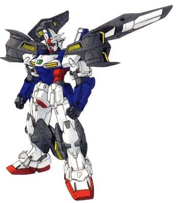 Space Unit (Assault Booster)