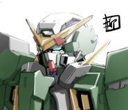 Gundam Dynames yanase