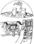 Luggun-cockpit