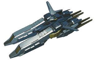 Mass Produced Diva Assault Landing Mode (Blue)