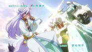 Shahryar & Seravee Gundam Scheherazade