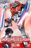 1-100 Sword Impulse Gundam