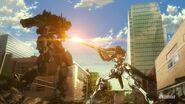 ASW-G-08 Gundam Barbatos (6th Form) (Episode 25) - Long Sword (3)