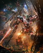 Gundam Versus - Poster B