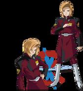 Gundam info Character Sheet Heine Westenfluss