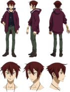 Tsukasa Shiba GBDR character sheet