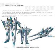 Vent Saviour Gundam Gundam SEED Astray