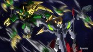 XXXG-01S2龍虎狼 Gundam Jiyan Altron (Re-Rise Ep 24) 01