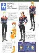Advance of Zeta official Artbook Vol.1 020