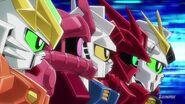 Super Shock Gundam (Members)