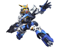 Gundam Dantalion SD Gundam G Generation Cross Rays