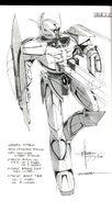 Turn A Gundam Syd Mead Weapons