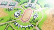Zeon military academy