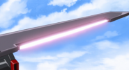 "Gaia Gundam ""Griffon 2"" Beam Blade 01 (Seed Destiny Ep23)"